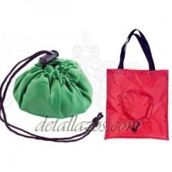bolsas plegables para la compra personalizadas