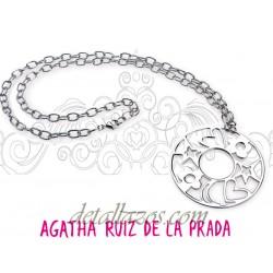 Collar calado Agatha Ruiz de la Prada