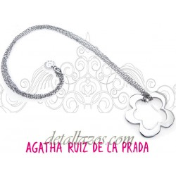 Collar con flor Agatha Ruiz de la Prada