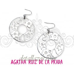 Pendientes calado Agatha Ruiz de la Prada