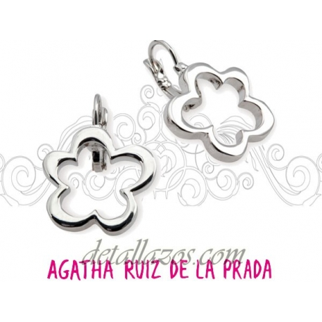 Pendiente de flor Agatha Ruiz de la Prada