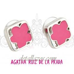Pendientes de Rosa Agatha Ruíz