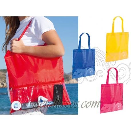 Bolsos para la playa barata
