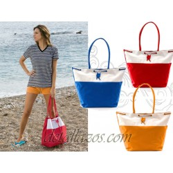 Bolsos marinero para la playa