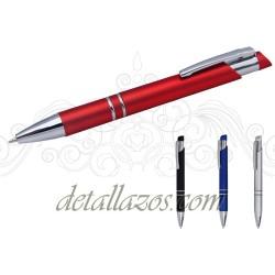 Minibolígrafos personalizados