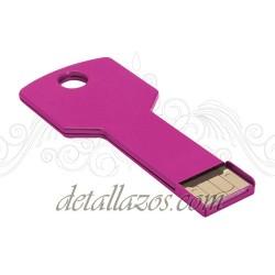 Memorias USB Llave 8GB