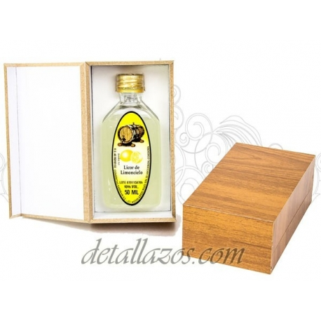 Licor de Limón 50ml