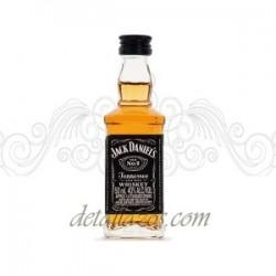 Botellita Jack Daniels