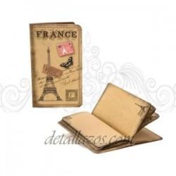 Libretas Vintage Francia