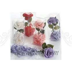 Jabón De Boda De Rosas