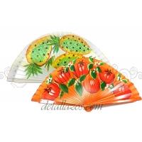 Abanicos Para Bodas De Frutas