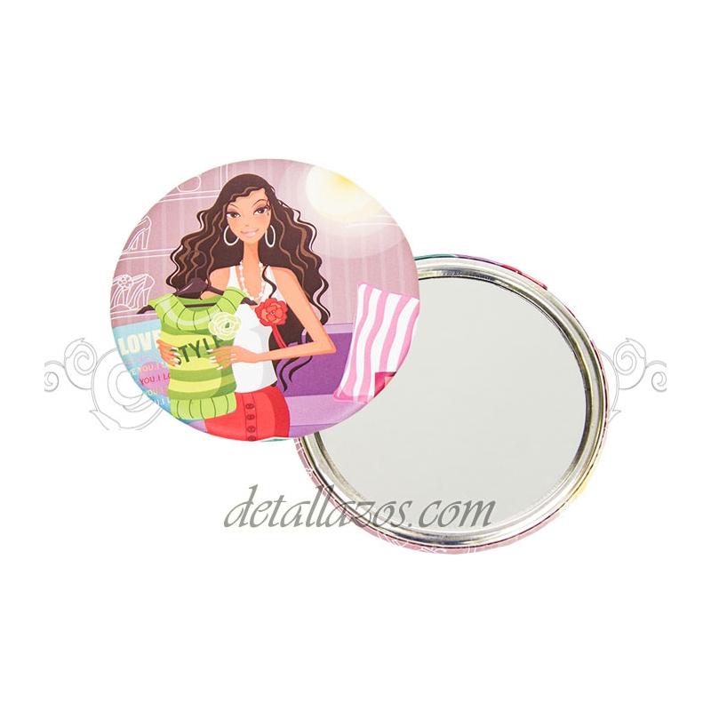 Espejos baratos para bodas vintage detalles de boda for Espejos grandes de pared baratos
