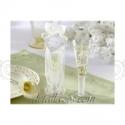Velas para bodas copa champagne