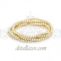Pulseras para bodas de perlas