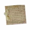 Libro de firmas en Beige