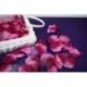 Bolsas petalos rosas
