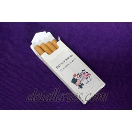 Cajetillas de Tabaco