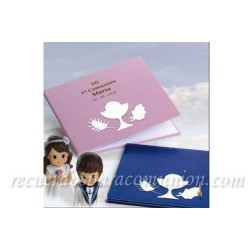 Libros de firmas para niñas