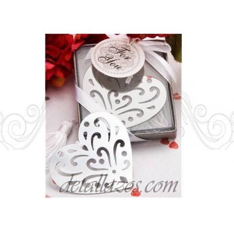 Marcapaginas para bodas
