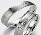anillos y alianzas de boda de Aurum