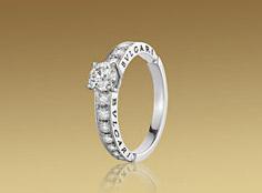 anillos de Bulgari