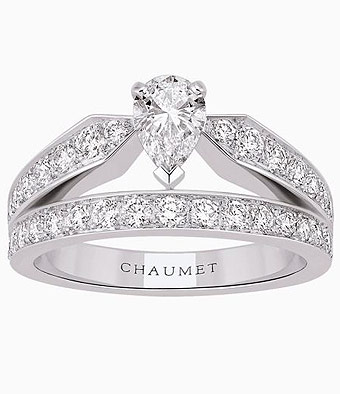 anillos de boda de Chaumet