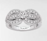 anillos para novios de Chaumet