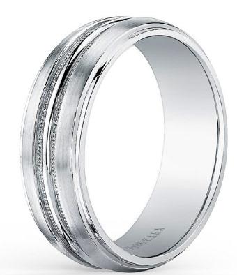 anillos y alianzas para novios Kirk Kara Artin