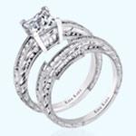 anillos y alianzas para novios Kirk Kara Isabella