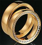 anillos de compromisos y alianzas de Saint Maurice