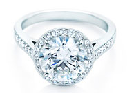 anillos y alianzas de Tiffany