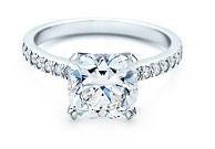 anillos y alianzas de boda de Tiffany