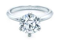 anillos para novios Tiffany