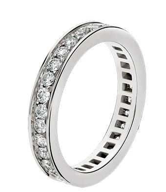 anillos de compromiso de bulgari