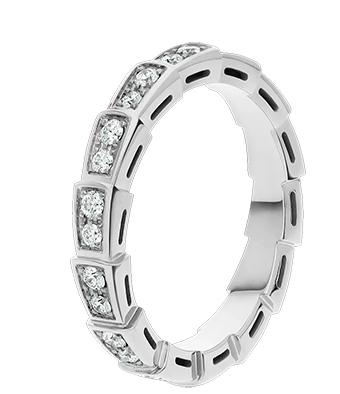 anillos de compromisos de bulgari