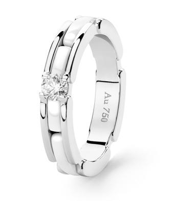 anillos de boda de Chanel