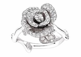 anillos de compromiso Dior