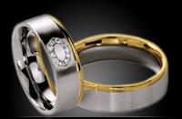 anillos y alianzas de boda de Prieto
