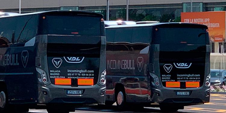 Alquiler de autobuses para bodas y microbús