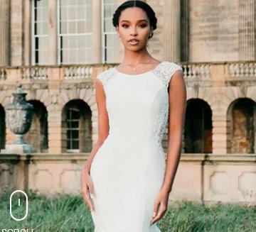 vestidos de novia de Allure