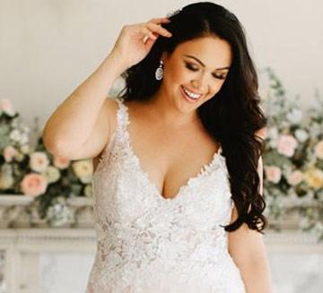 vestidos de novia de Bonny Bridal