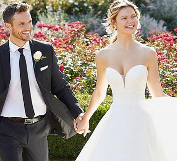 vestidos de novia de mori lee
