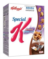 cereales special k chocolate con leche