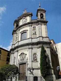 basilica de san migue en madrid