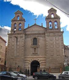 iglesia del carmen malaga