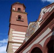 Iglesias santos martires