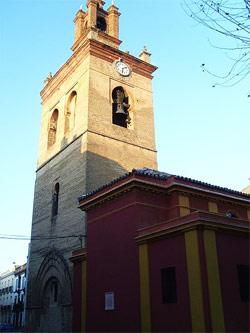 iglesia san lorenzo sevilla