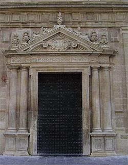 iglesia del sagrario sevilla