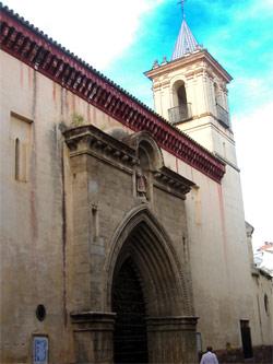 La Iglesia de San Esteban de Sevilla