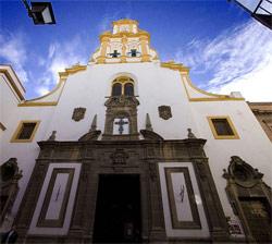 parroquia santa cruz de sevilla